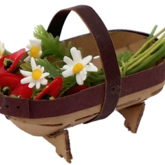 Image of Flower Trug