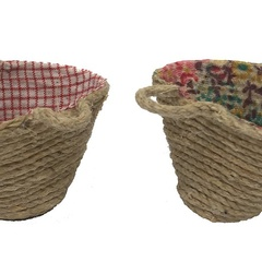 Image of Basket, empty, single