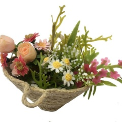 Image of <b>NEW:</b> Basket of Flowers, single
