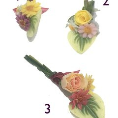 Image of <b>NEW</b> OOAK small Posies 2020